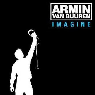 Imagine (Armin van Buuren album) - Image: Armin Van Buuren Imagine 2008Album Art