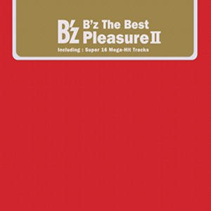 "B'z The Best ""Pleasure II"" - Image: B'z TBPII"