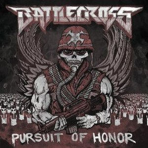 Pursuit of Honor (album) - Image: Battlecross Pursuit Of Honor