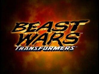 Beast Wars: Transformers - Image: Beast Wars title logo