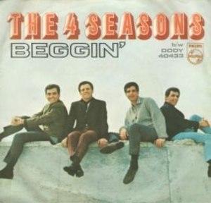 Beggin' - Image: Beggin Dody cover