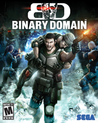 Picture of a game: Binary Domain