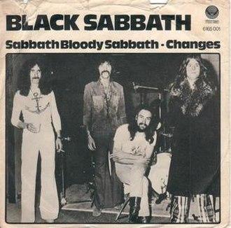 Sabbath Bloody Sabbath (song) - Image: Black Sabbath Sabbath Bloody Sabbath