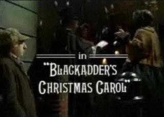 <i>Blackadders Christmas Carol</i>