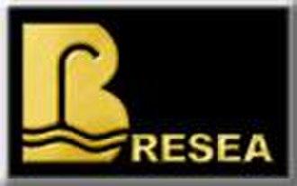 Bre-X - Bresea logo.