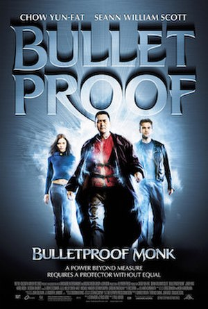 Bulletproof Monk - Theatrical poster
