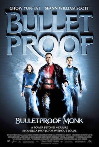 Bulletproof Monk - Theatrical poster