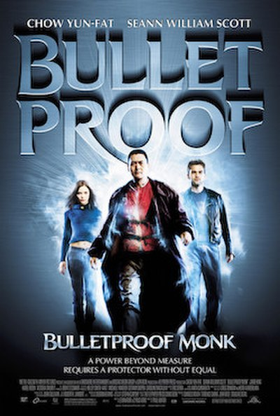 Picture of a movie: Bulletproof Monk