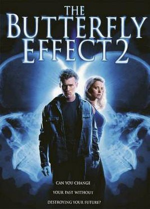 The Butterfly Effect 2 - DVD cover