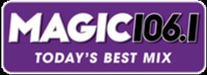 CIMJ-FM - Image: CIMJ MAGIC106.1 logo