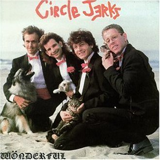Wonderful (Circle Jerks album) - Image: CJ Wonderful