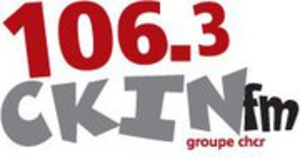 CKIN-FM - Former logo.