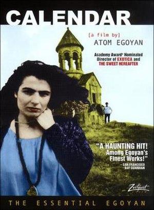 Calendar (1993 film) - Image: Calendar Film Poster