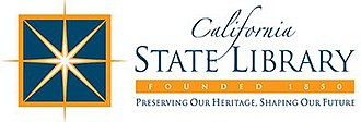 California State Library - Image: California State Library Logo