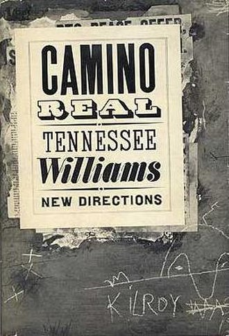 Camino Real (play) - First edition (New Directions)