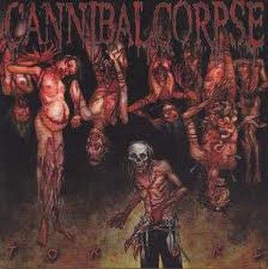 Torture (album) - Image: Cannibalcorpsetortur e