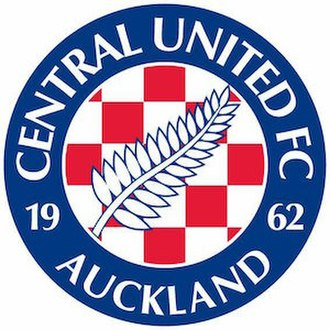 Central United F.C. - Image: Centralunited nz