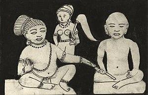Chavundaraya - Kannada poets Chavundaraya and Nemichandra