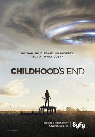 Childhood's End (miniseries) - Promotional poster