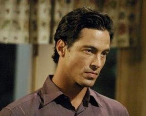 Chris Boothe - Adrian Wilson as Chris Boothe