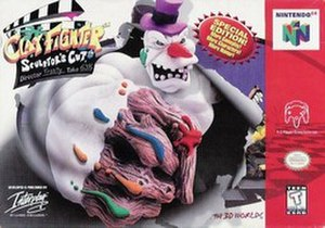 ClayFighter 63⅓ - Clay Fighter Sculptor's Cut by Interplay