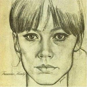 Françoise Hardy (1968 album) - Image: Comment te dire adieu album cover