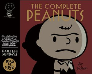 Peanuts - The first volume of The Complete Peanuts from Fantagraphics Books with cover design by Seth