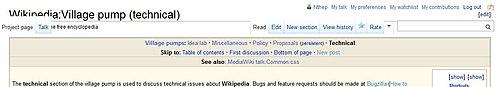 Wikipedia:Village pump (technical)/Archive 104 - Wikipedia