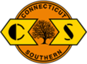 Connecticut Southern Railroad - Image: Connecticut Southern Railroad logo