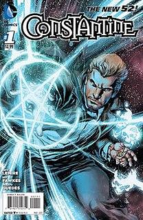 <i>Constantine</i> (comic book)