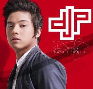 <i>DJP</i> (album) 2013 studio album by Daniel Padilla