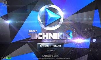 DJMax Technika 3