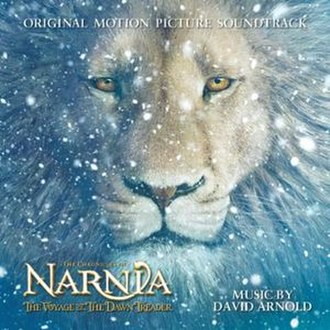 The Chronicles of Narnia: The Voyage of the Dawn Treader (soundtrack) - Image: Dawn Treader Soundtrack