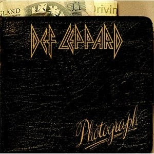 Photograph (Def Leppard song) - Image: Def Leppard Photograph single wallet