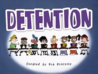 <i>Detention</i> (TV series) television series
