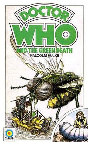 The Green Death - Image: Doctor Who and the Green Death