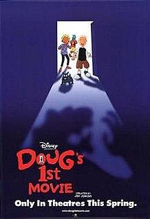 <i>Dougs 1st Movie</i> 1999 animated film directed by Maurice Joyce