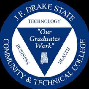 J.F. Drake State Community and Technical College - Image: Drake State Circle Logo