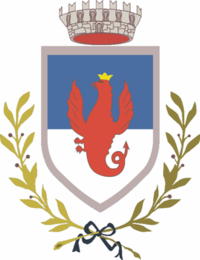 Coat of arms of Dronero