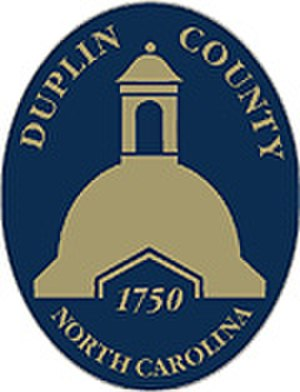 Duplin County, North Carolina - Image: Duplin Countync Seal