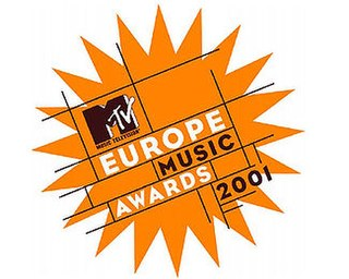 2001 MTV Europe Music Awards event