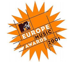 2001 MTV Europe Music Awards - Image: EMA2001LOGO