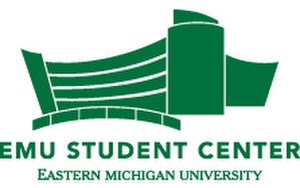 Eastern Michigan University Student Center - Image: EM Ustudent Centerlogo