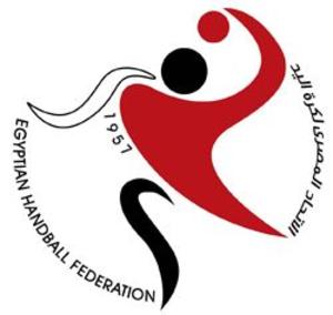 Egypt national handball team - Egyptian Handball Federation current logo