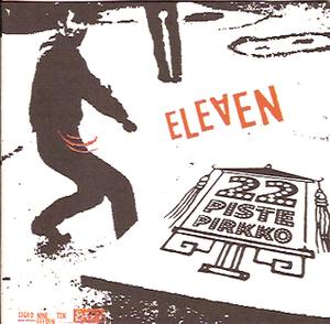 Eleven (22-Pistepirkko album) - Image: Eleven 22 Pistepirkko