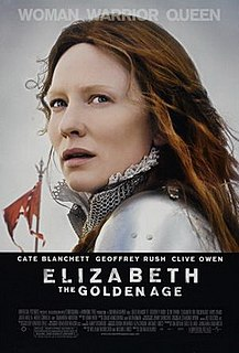 <i>Elizabeth: The Golden Age</i> 2007 film by Shekhar Kapur