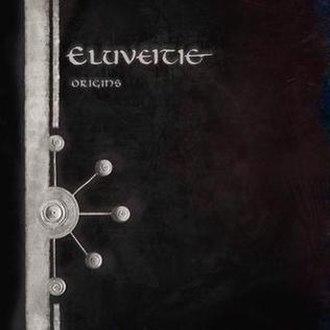Origins (Eluveitie album) - Image: Eluveitie Album Origins Cover