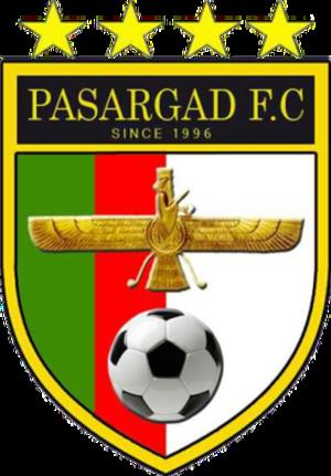 Pasargad F.C. - Image: Emblem of Pasargad football club