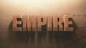 Empire (2012 TV series) - Image: Empire 2012 tv documentary titlecard