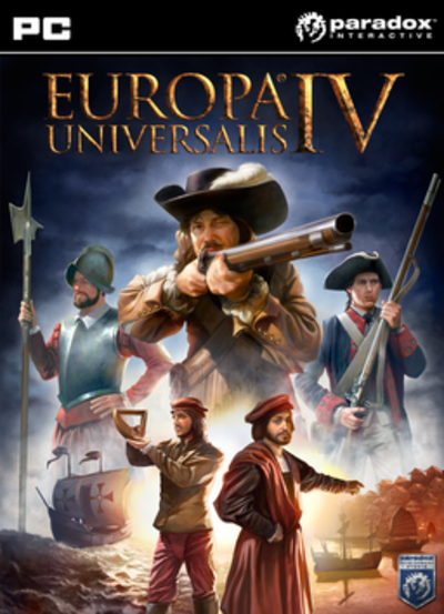 Picture of a game: Europa Universalis IV